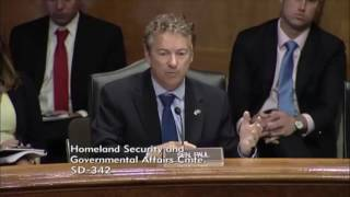 Rand Paul Fighting to Lower EpiPen Costs | FDA Overregulation