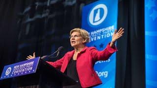 Jim Cramer: Executives are worried about an Elizabeth Warren presidency