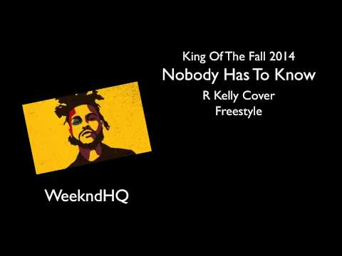 The Weeknd Covers R Kelly's