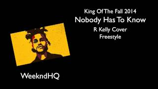 The Weeknd Covers R Kelly