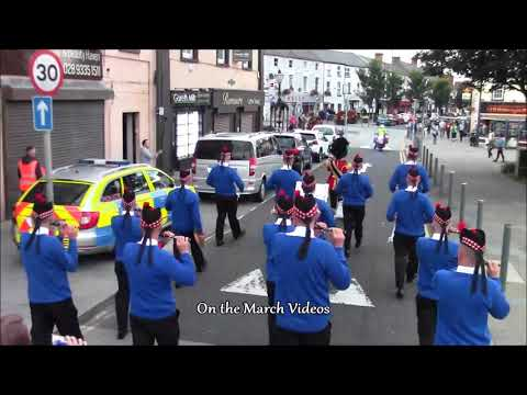 Six Counties Protestant Boys @ Ulster Grenadiers Parade 2017