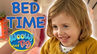 Woolly and Tig - Helping You Sleep | Kids TV Show | Full Episode | Toy Spider