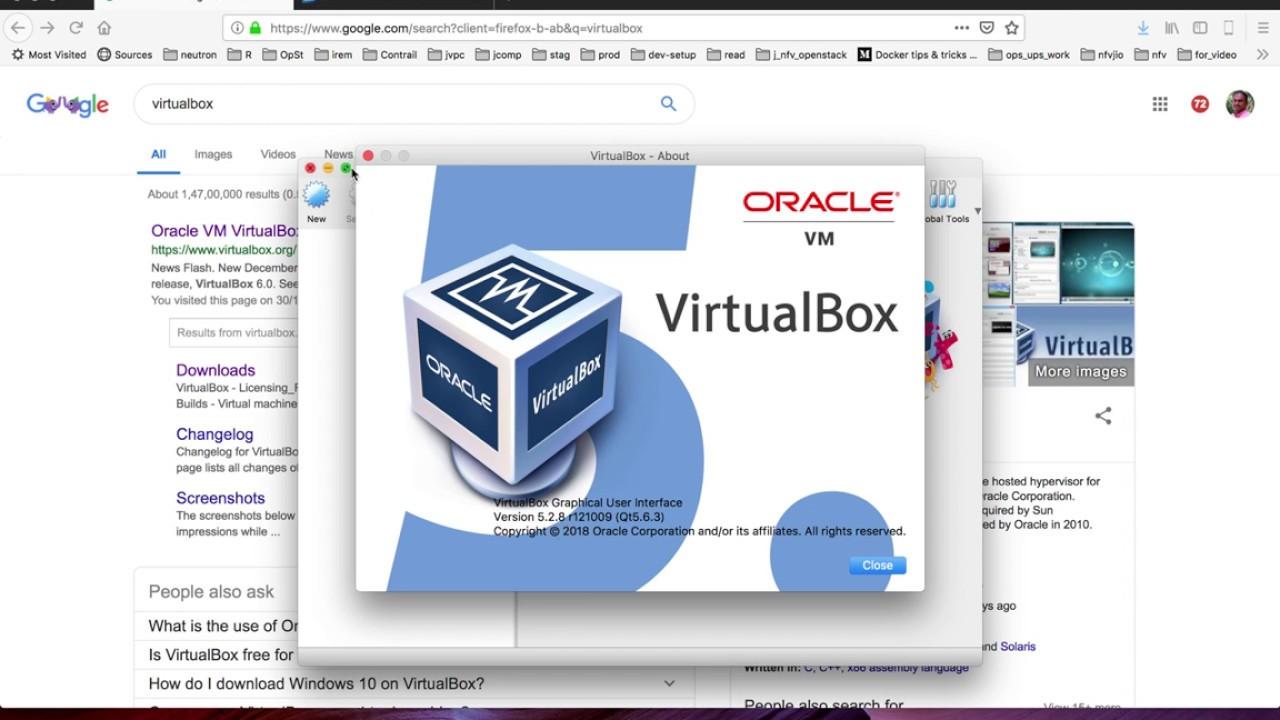How to install mac on virtualbox windows 10