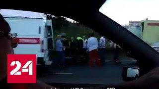 В аварии на Ставрополье пострадали 7 человек, в том числе ребенок