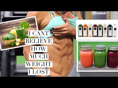 MY FIRST EXPERIENCE JUICING | I CANT BELIEVE HOW MUCH WEIGHT I LOST