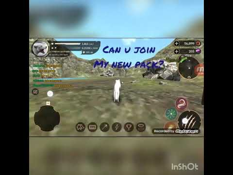 Join my pack! The Wolf Online Simulator(READ DESC)
