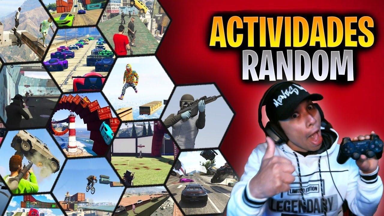 GTA 5 Online PS3 ActiviDades Random 😅 Unete A Jugar 👇👇👇