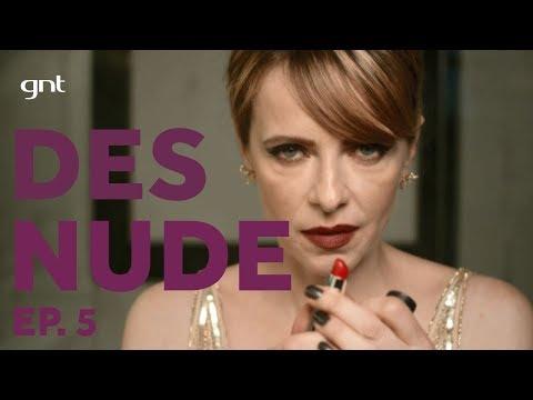 DESNUDE: Maria Luísa Mendonça em um jantar cheio de fantasias | Episódio 5