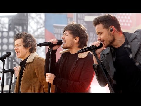 One Direction Rocks Good Morning America Performances