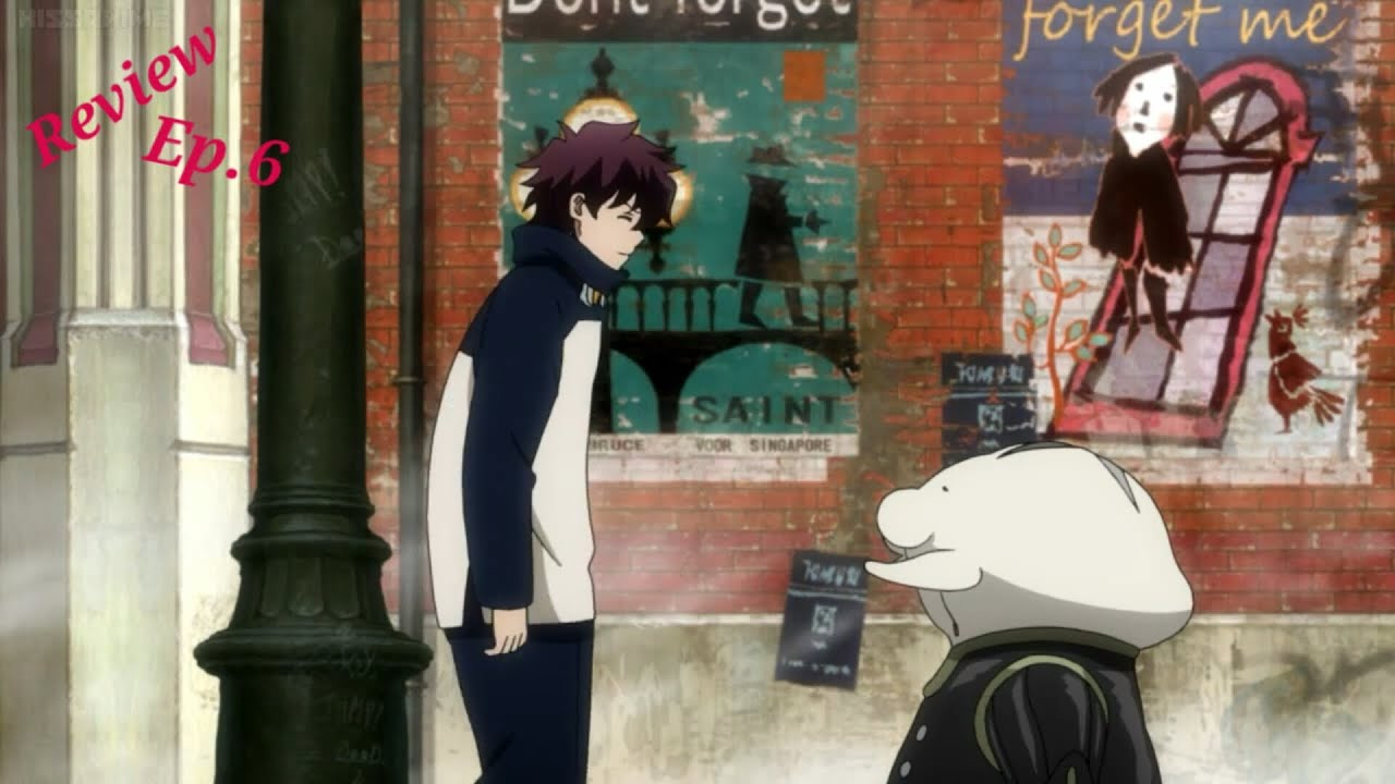kekkai sensen episode 1 english dubbed ryuanime