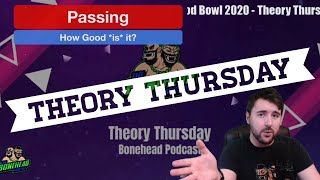 Passing in Blood Bowl 2020 - Theory Thursday (Bonehead Podcast)