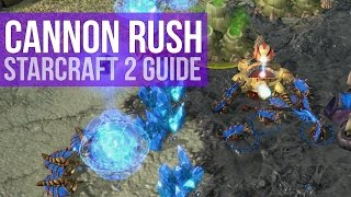 getlinkyoutube.com-StarCraft 2: How-To Defend Cannon Rushes! (Guide)