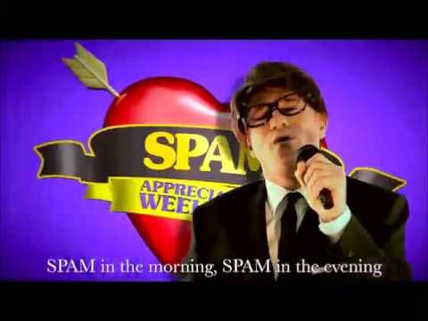 SPAM® In The Morning, SPAM® In The Evening