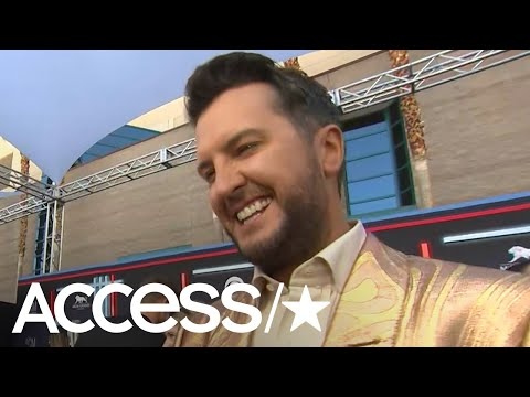 Luke Bryan Thanks The Lord For His ACM Awards Entertainer Of The Year Nomination | Access Mp3