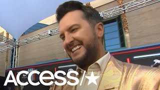 Luke Bryan Thanks The Lord For His ACM Awards Entertainer Of The Year Nomination | Access