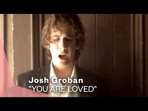 Josh Groban - You Are Loved (Don't Give Up) (Official Music Video) | Warner Vault