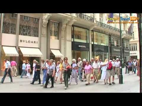 Shopping in Vienna, Austria - Unravel Travel TV