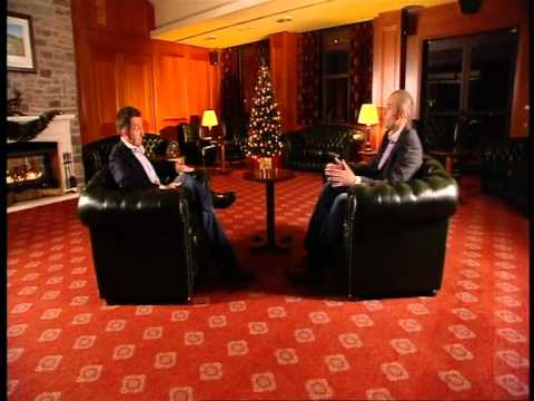 BBC Welsh Sports Review of 2010 - Donald James Narration
