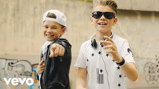 Marcus & Martinus - Elektrisk (Official Music Video) ft. Kat...