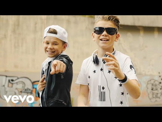 Marcus & Martinus - Elektrisk (Official Music Video) ft. Katastrofe
