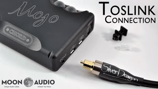 Mojo Toslink Connection HiFi Audio FAQ | Tips & Tricks Mp3