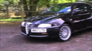 Alfa Romeo GT 1.9 JTDm 16V Lusso 2dr + BOSE STEREO + LOW MILEAGE