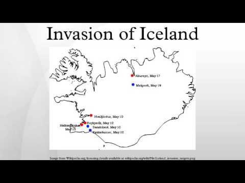 Invasion of Iceland