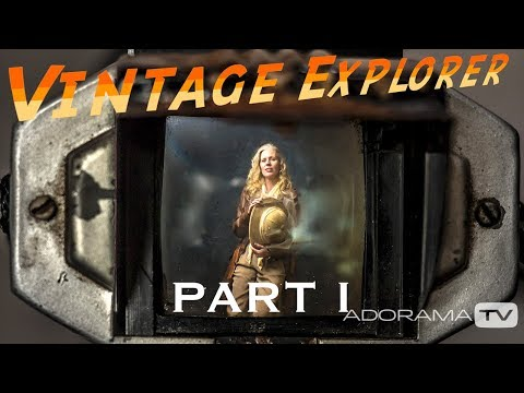 Vintage Explorer, Part 1: Planning - Plan It, Shoot It, Edit With Gavin Hoey