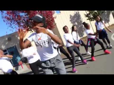 10 year old Rapper kills Milly Rock ft 2Milly (Official Video)
