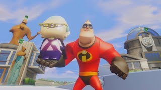 Disney Infinity - The Incredibles - Part 4