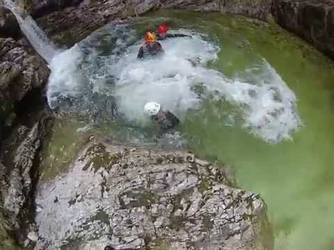 Aquactive - canyoning