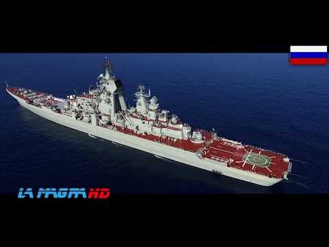 Russian Navy: Kirov-Class Battlecruiser - Pyotr Velikiy [1080p]