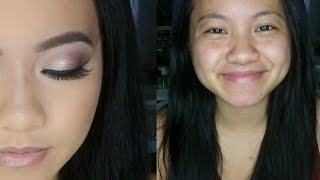 How to do makeup on hooded eyes!!!
