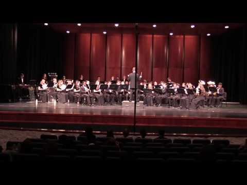 Round Rock HS Band Spring Concert - Wind Symphony