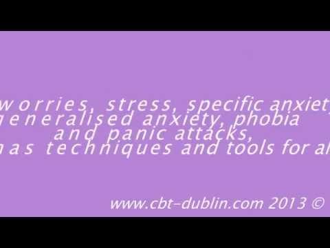Anxiety Information by www.cbt-dublin.com