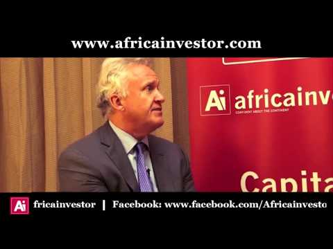 """Jeff Immelt speaks to Africa investor on Africa's """"age of gas"""""""