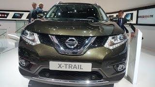 Nissan X-TRAIL 2015 и другие в Женеве.Часть 2.