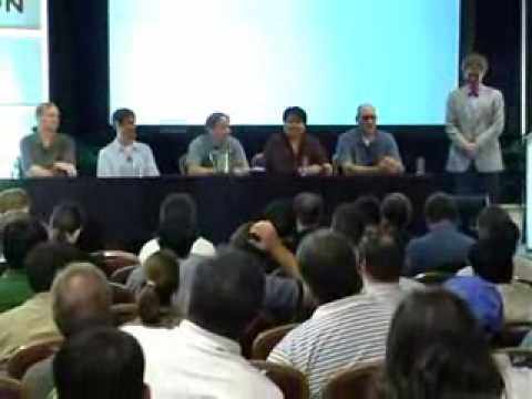 LinuxCon Portland 2009 - Roundtable - Q&A 5