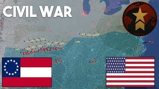 ROBLOX Rise Of Nations - American Civil War
