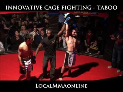 ICF  TONY WAY  VS  ELIA MCNAMARA   TABOO CLUB MMA JACKSON,TN