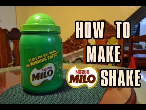 how to make milo van milo