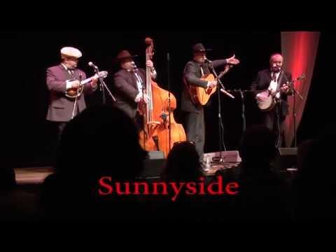 Coastline Bluegrass Festival 2016, Sunnyside; Friday Evening Concert