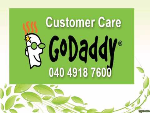 Go Daddy Customer Helpline Numbers Detail