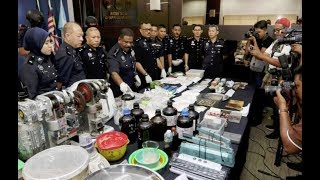 Police cripple ecstasy processing syndicate