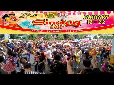 Sinulog 2018 Solemn Procession Cebu City Philippines ✅