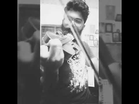 premam unfinished hope violin cover