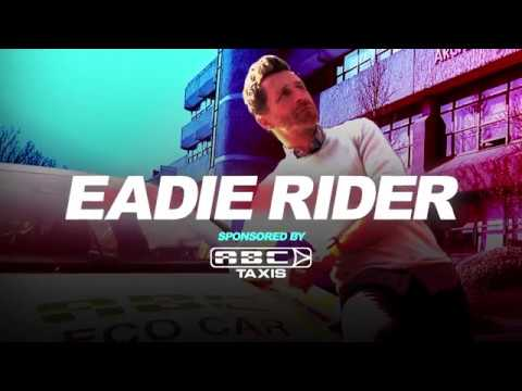 Eadie Rider With ABC Taxis  Thomas Howes