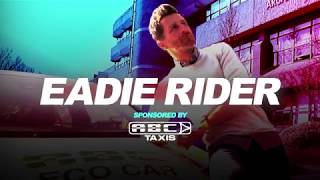 Eadie Rider With ABC Taxis - Thomas Howes
