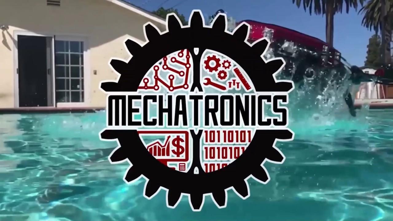 1098 t sdsu - Mechatronics Robosub 2017 Introduction Video Sdsu Mechatronics Club