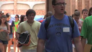 What's going to happen at Orientation? Rough Cut